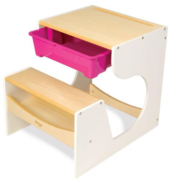 nio no es un problema se dise un atractivo escritorio que caben dos hasta cuatro hijosy tiene espacio suficiente para cada uno de ellos a hacer lo