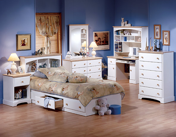 Muebles de dormitorio para ni os y adolescentes decoracion de salones - Muebles dormitorio ninos ...