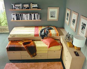 Camas nido para ni os double beds decoracion de salones - Camas nido ninos ...