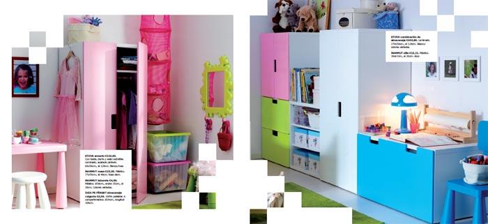 Mobiliario infantil de ikea decoracion de salones - Ikea mobiliario infantil ...