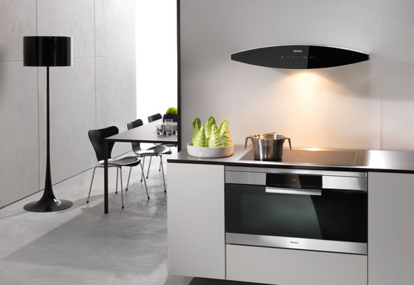 Campanas extractoras para cocinas modernas decoracio - Campanas extractoras cocinas ...