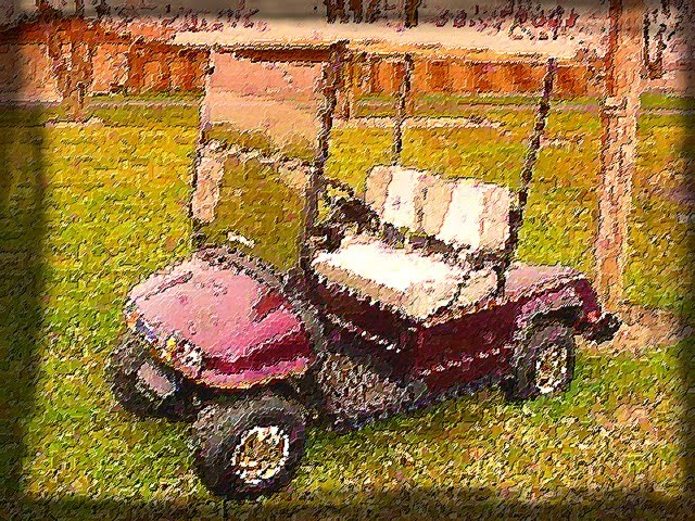 Cheap Used Golf Carts