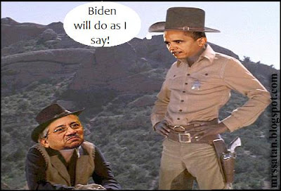 Biden will do whatever Orock Obama says