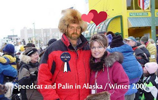 Palin Cat love affair