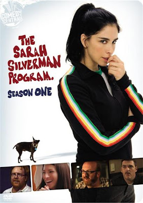 Sarah Silverman DVD from Momma Mia Mea Culpa Meleah ... thanks dear!!