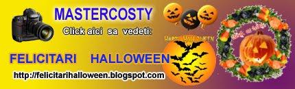 Felicitari  Halloween