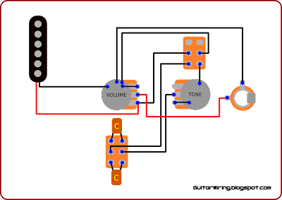the guitar wiring blog diagrams and tips 2010 having a lot from only one pickup wiring schematic