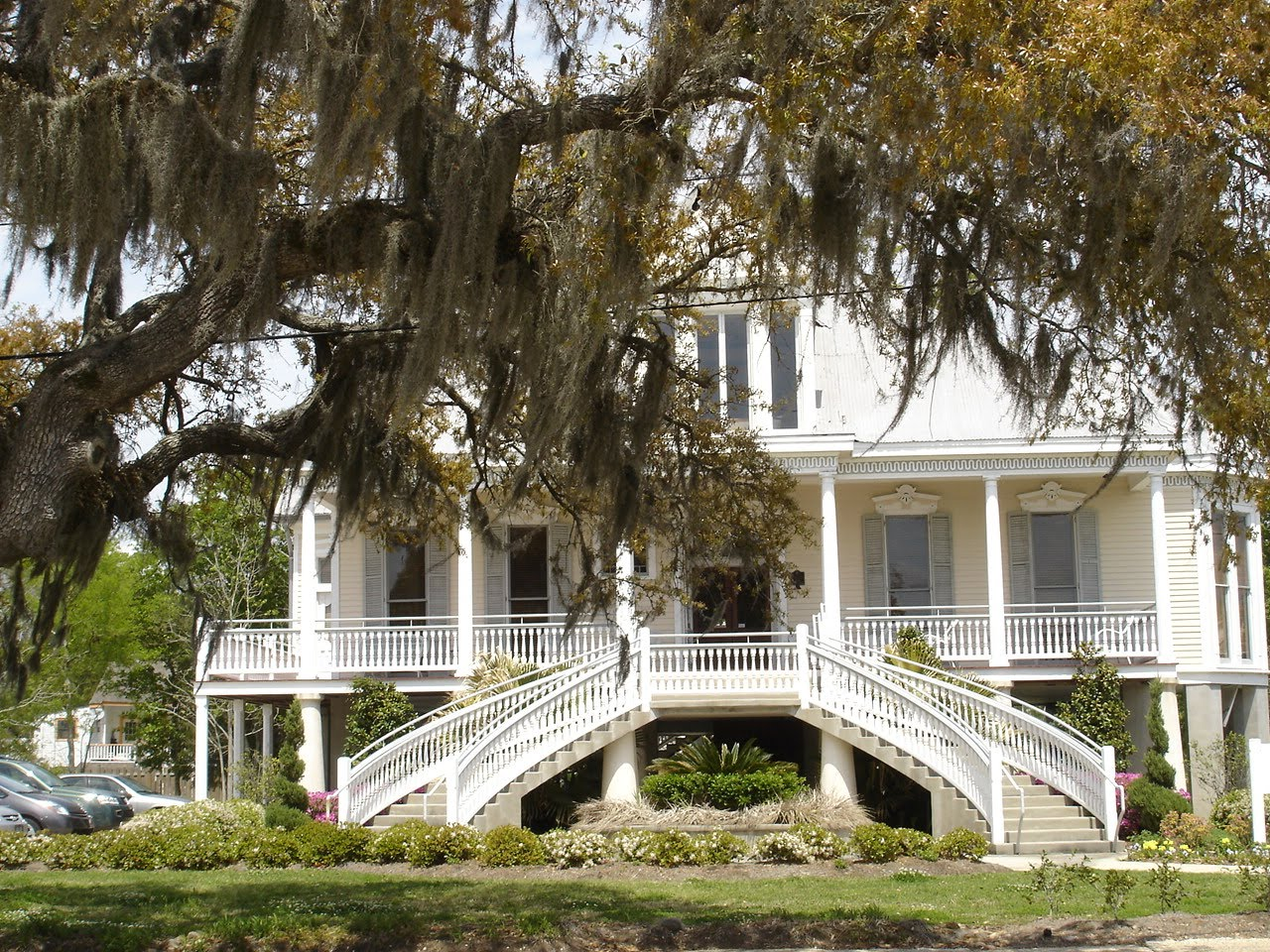 Reet On the Road: Cycle 33 Miles to Rusty Pelican, Mandeville, LA