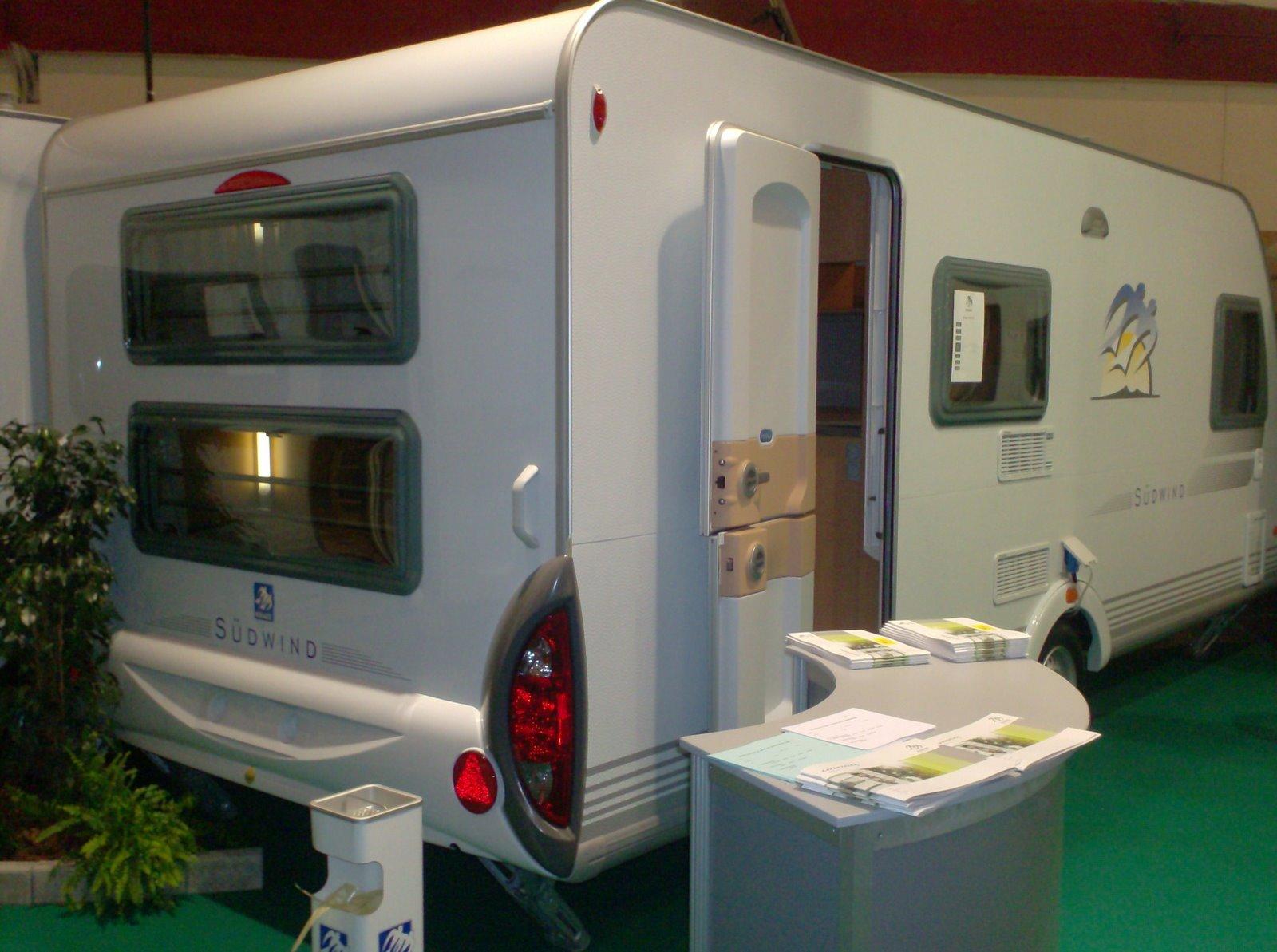 caravan info DE: Bilder Knaus Südwind 550 FSK