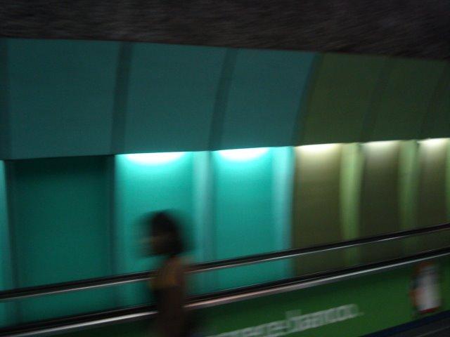 Caminho de cores