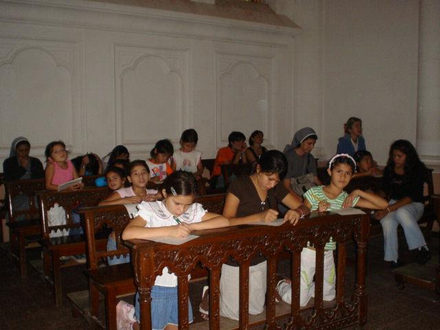 Visitamos a la Virgen de Guadalupe