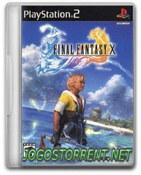 Jogos PS2 Torrent Download Final Fantasy X PAL DVD-ITA PS2 Jogos Torrent PS2