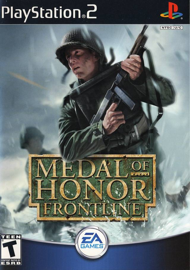 Download – PS2 Medal Of Honor Frontline