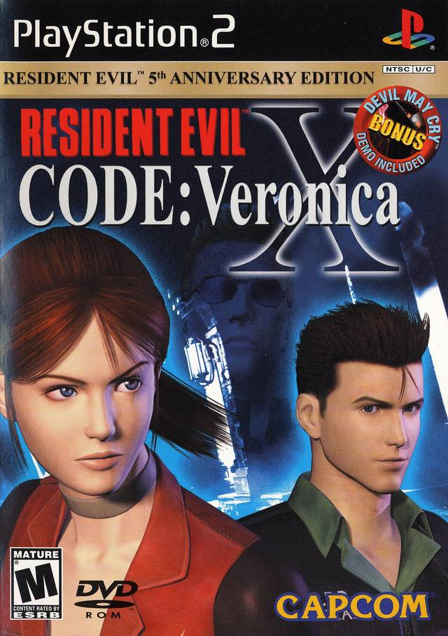 Resident Evil - Code Veronica Complete