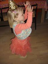 Lidt prinsesse er man vel altid...