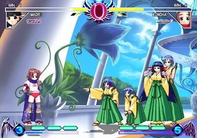 Arcana Heart PS2