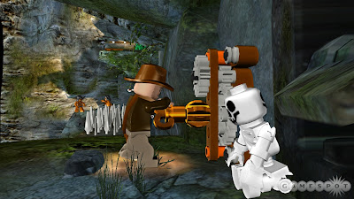 Lego Indiana Jones PS2