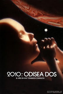 2010: Odisea dos Poster