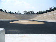 Panathenaike Olympic Stadium