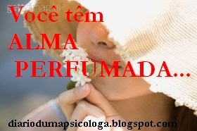 Presente da querida Gilmara