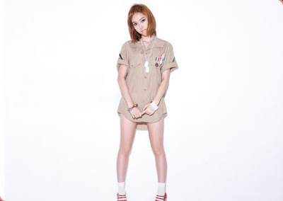 소녀시대 SNSD Girls' Generation K