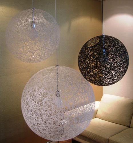 random light lampa
