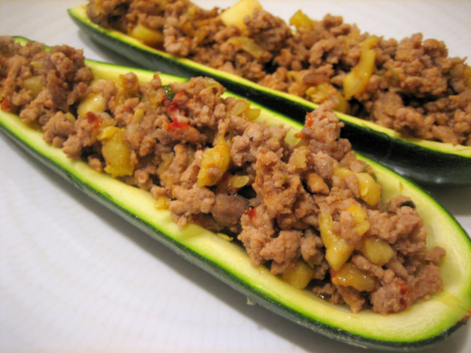 Test Kitchen: Stuffed Zucchini Boats