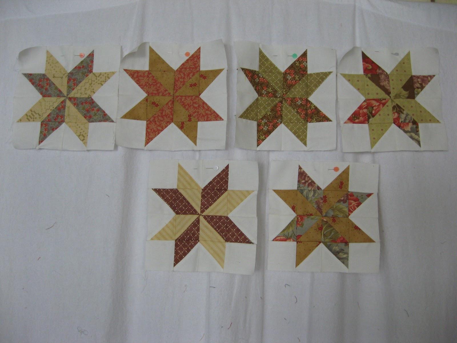 The sanguine stitcher midnight stars quilt top completed for Beach house blackbird designs moda