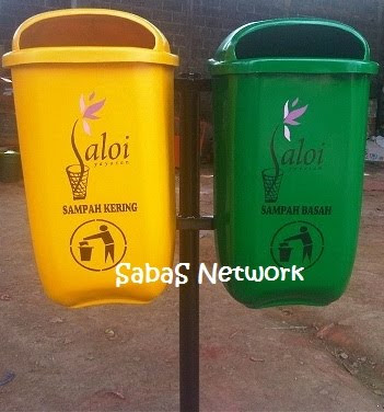 Tempat Sampah Pilah