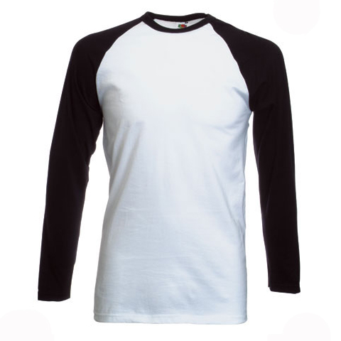 Here is a sample of long sleeve t-shirt.