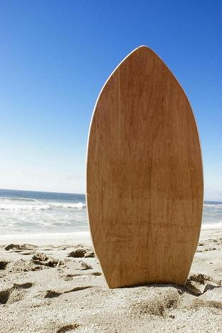 Daily Life How To Make A Your Own Skim Board