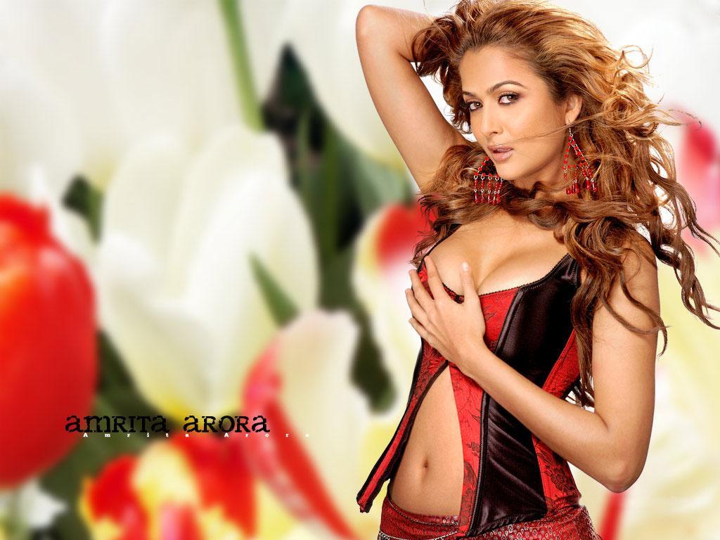 Right! seems Amrita arora hot bollywood actress assured
