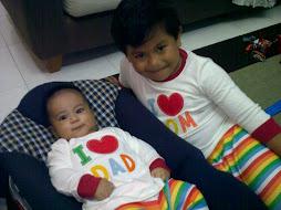 Aish & Ariq