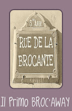 Il Primo BROC'AWAY di Rue de la Brocante
