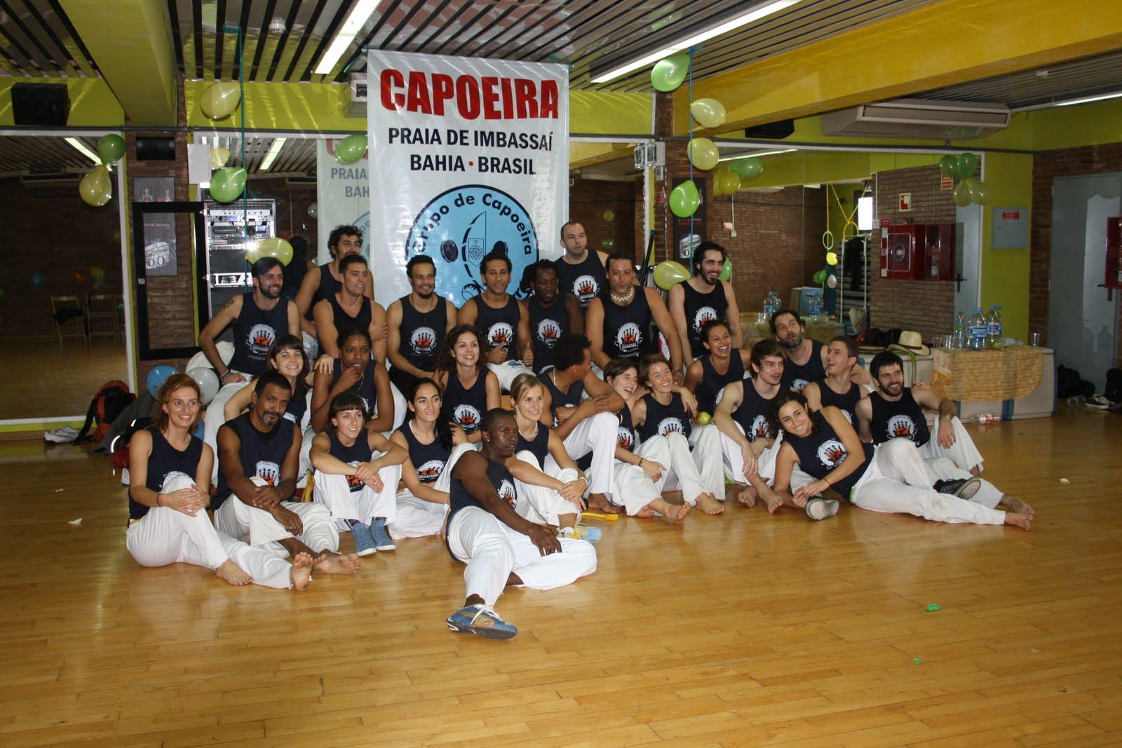 Grupo porto da barra capoeira