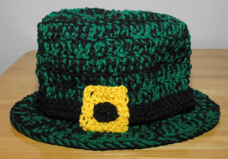 Leprechaun Hat Pattern Design Patterns