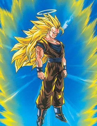 Qual é o melhor personagem Goku_ssj3