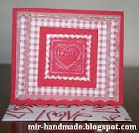 валентинки сделанные руками