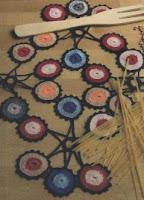 Декоративное вязание крючком журнал