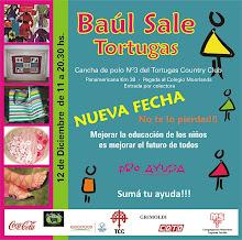 Baul Sale Tortugas