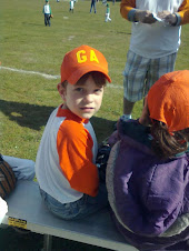 First T-Ball Game