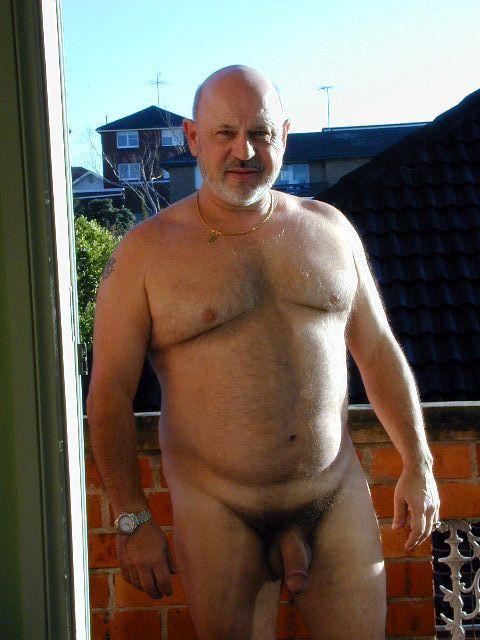 Useful idea chubby fat hairy husky man eventually