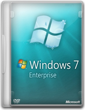 Capa Windows 7 Enterprise x86 & x64 Integrated December