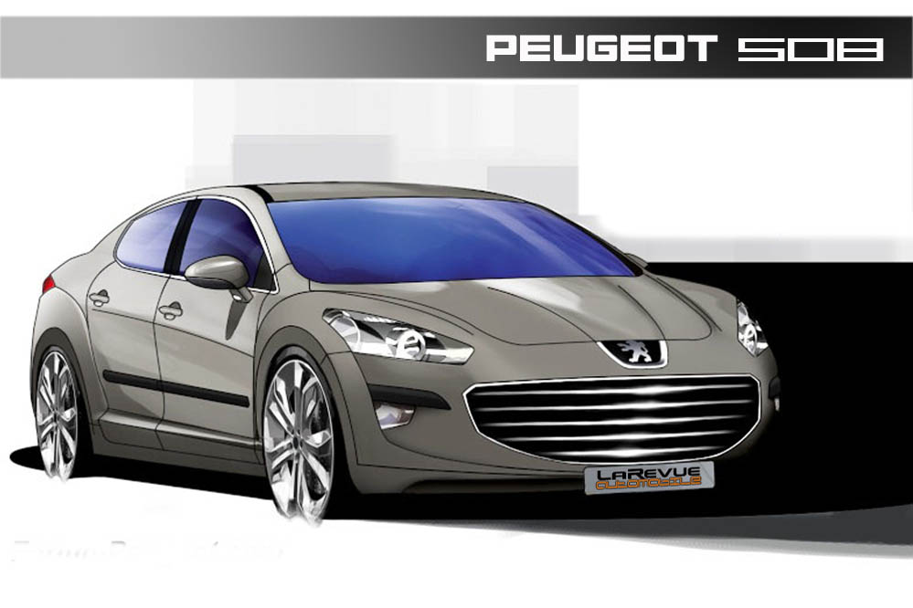 cars every where peugeot 508. Black Bedroom Furniture Sets. Home Design Ideas