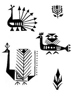Native American Indian Art Patterns
