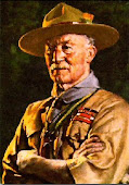 FOUNDER OF SCOUT MOVEMENT