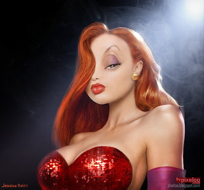 expect roger rabbit 2 oooo hope love jessica rabbit