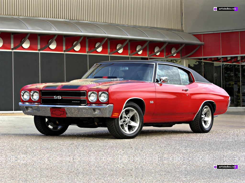 Chevrolet Chevelle SS - 1970