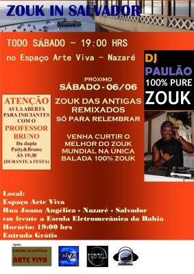 Zouk Salvador - Nazare