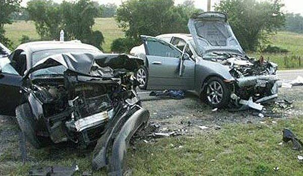 Car Accident Reports Today Lexus La